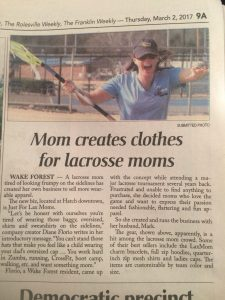 Wake Weekly Article